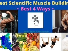 The Best Scientific Muscle Building Tips