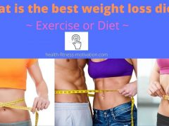 What is the best weight loss diet