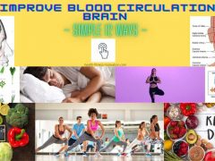 How To Improve Blood Circulation To The Brain