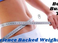 The Science Backed Weight Loss