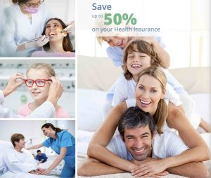 Save Up to 50% on Health Insurance Now!