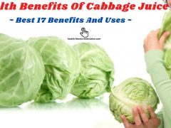 The Health Benefits Of Cabbage Juice