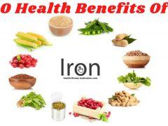 Top 10 Health Benefits Of Iron
