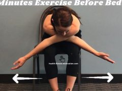 10 Minutes Exercise Before Bed