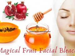 Magical Fruit Facial Bleach
