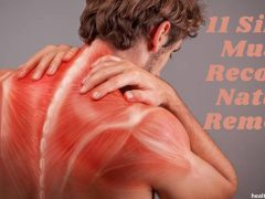 11 Simple Muscle Recovery Natural Remedies