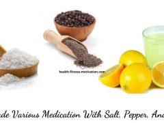 Homemade Various Medication