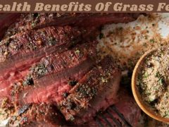 The Health Benefits Of Grass Fed Beef